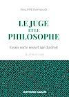 Télécharger le livre :  Le juge et le philosophe - 2e éd.