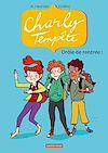 Télécharger le livre :  Charly Tempête (Tome 2) - Drôle de rentrée !