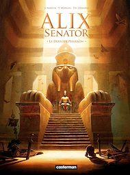 Téléchargez le livre :  Alix Senator (Tome 2) - Le Dernier Pharaon