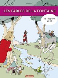 Téléchargez le livre :  Les Classiques en BD - Les Fables de La Fontaine