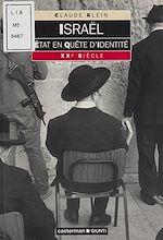 Download this eBook Israël : État en quête d'identité