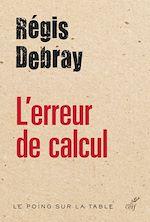 Download this eBook L'erreur de calcul