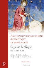 Download this eBook Sagesse biblique et mission