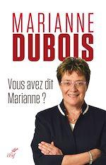 Download this eBook Vous avez dit Marianne ?