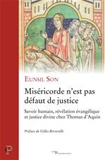Download this eBook Miséricorde n'est pas défaut de justice