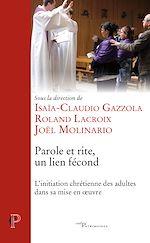 Download this eBook Parole et rite, un lien fécond