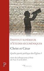 Download this eBook Christ et César