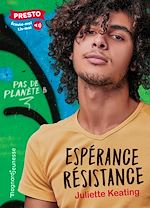 Téléchargez le livre :  Espérance-Résistance - Presto