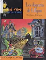 Download this eBook Les disparus de Lilliput
