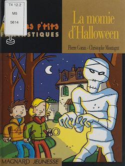 Download the eBook: La momie d'Halloween