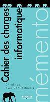 Télécharger le livre :  Cahier des charges informatique