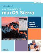 Download this eBook À la découverte de macOS Sierra