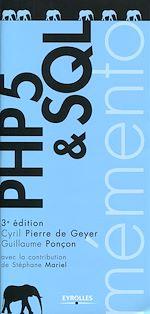 Télécharger cet ebook : Mémento PHP5 et SQL
