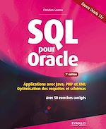 Téléchargez le livre :  SQL pour Oracle