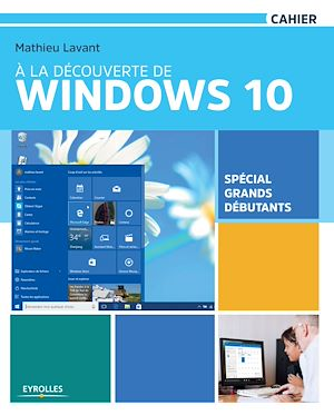 Téléchargez le livre :  À la découverte de Windows 10