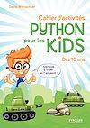 Télécharger le livre :  Cahier d'activités Python pour les kids
