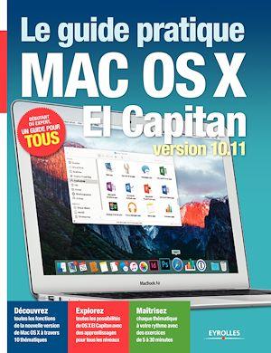 Téléchargez le livre :  Le guide pratique Mac OS X El Capitan
