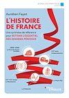 L'HISTOIRE DE FRANCE - UNE SYNTHESE DE REFERENCE POUR RETENIR L'ESSENTIEL DES GRANDES PERI