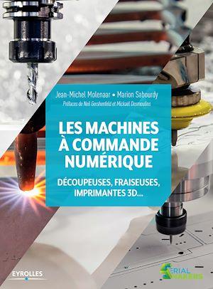Image de couverture (Les machines à commande numérique)