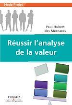 Téléchargez le livre :  Réussir l'analyse de la valeur