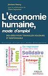 Télécharger le livre :  L'économie humaine, mode d'emploi