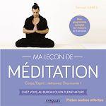 Download this eBook Ma leçon de méditation