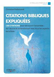 Téléchargez le livre :  Citations bibliques expliquées
