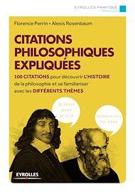 Téléchargez le livre :  Citations philosophiques expliquées