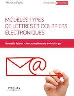 Télécharger cet ebook : Modèles types de lettres et courriers électroniques