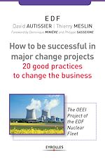 Download this eBook How to be successful in a major change projects