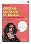 Télécharger le livre :  Citations de Spinoza expliquées