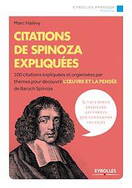 Téléchargez le livre :  Citations de Spinoza expliquées