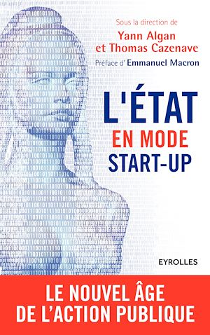 Téléchargez le livre :  L'Etat en mode start-up