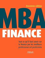 Téléchargez le livre :  MBA Finance