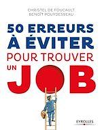 Download this eBook 50 erreurs à éviter pour trouver un job