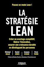 Téléchargez le livre :  La stratégie Lean