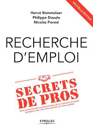 Téléchargez le livre :  Recherche d'emploi : secrets de pros