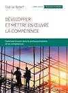 Télécharger le livre :  Développer et mettre en oeuvre la compétence