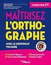 Télécharger le livre :  Maîtrisez l'orthographe avec le Certificat Voltaire