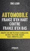 Automobile, France d'en haut contre France d'en bas