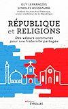 Télécharger le livre :  République et religions