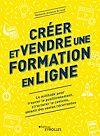 Télécharger le livre :  Créer et vendre une formation en ligne