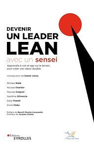 Téléchargez le livre :  Devenir un leader Lean avec un sensei