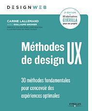 Téléchargez le livre :  Méthodes de design UX