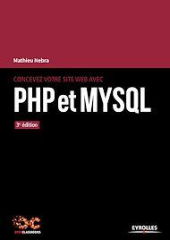 Téléchargez le livre :  Concevez votre site web avec PHP et MySQL