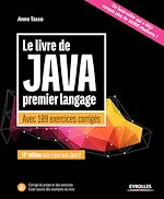 Download this eBook Le livre de Java premier langage