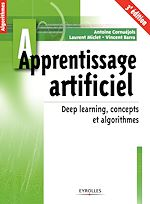 Download this eBook Apprentissage artificiel - 3e édition