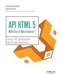Download the eBook: API HTML 5 : maîtrisez le web moderne !