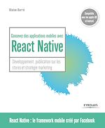 Download this eBook Concevez des applications mobiles avec React Native