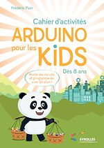 Download this eBook Cahier d'activités Arduino pour les kids